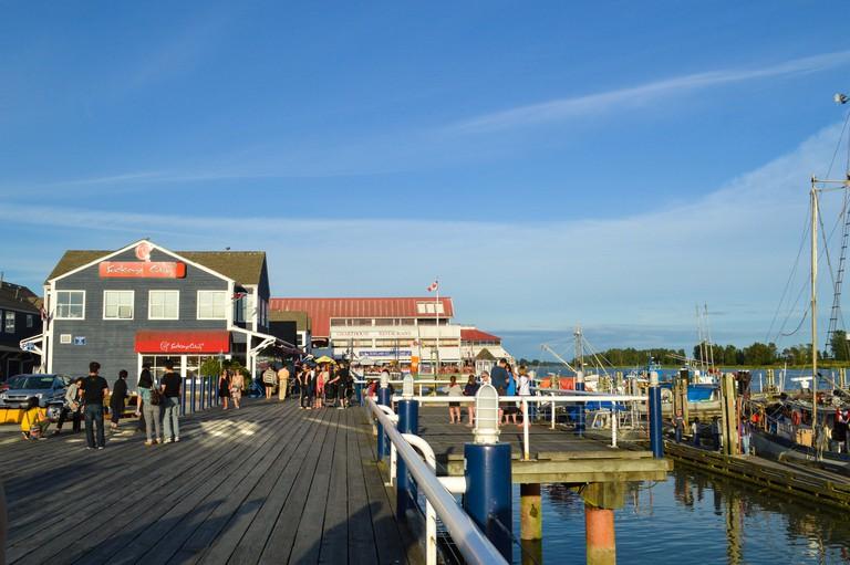 Steveston Pier (2)