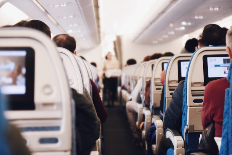 Flying doesn't have to be arduous if you sit in the right seat | © Suhyeon Choi / Unsplash
