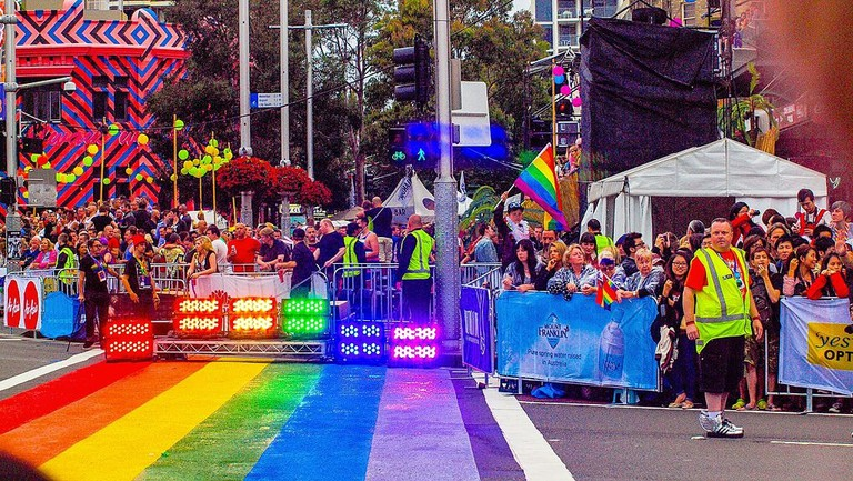 Sydney Mardi Gras   © Hasitha Tudugalle/Wikimedia Commons