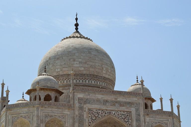 Taj Mahal Dome