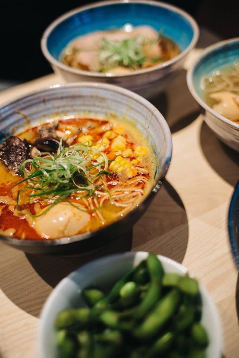 Take it one bowl at a time | Courtesy of Koie Ramen