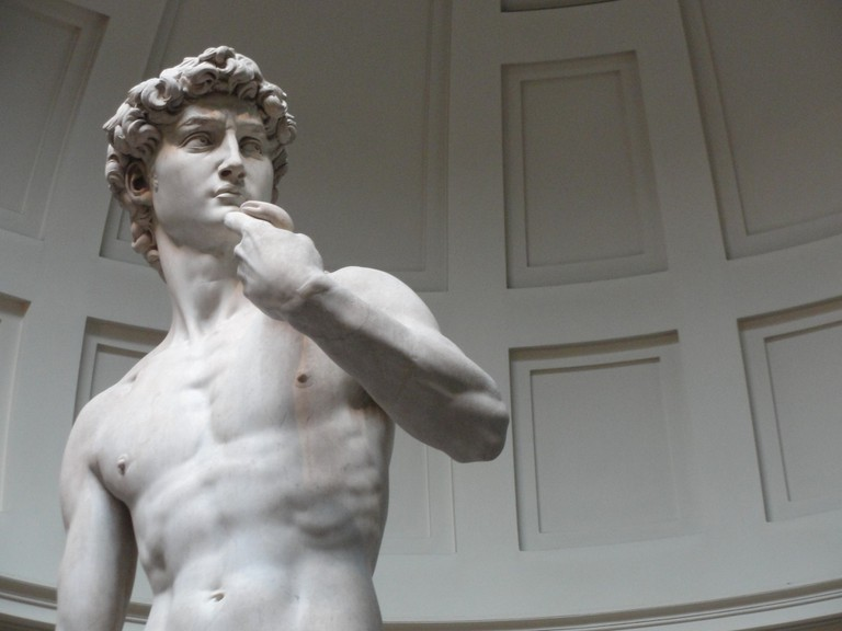 Michelangelo's 'David' | Public Domain Pictures