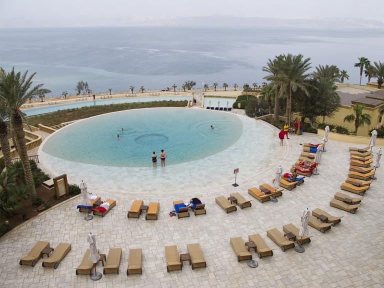 The Kempinksi Hotel at the Dead Sea | ©PRODan Lundberg:flickr