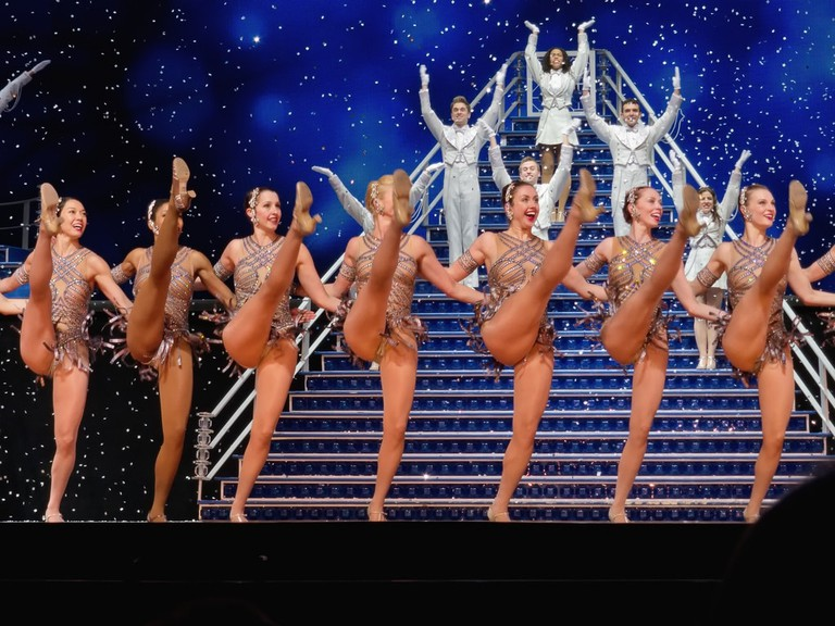 The Rockettes   Ralph Daily Flickr