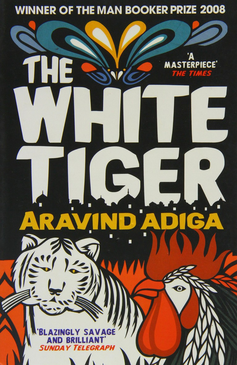 The White Tiger by Arvind Adiga HarperCollins