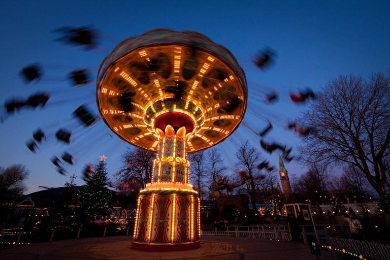 Tivoli Gardens | Stig Nygaard Flickr