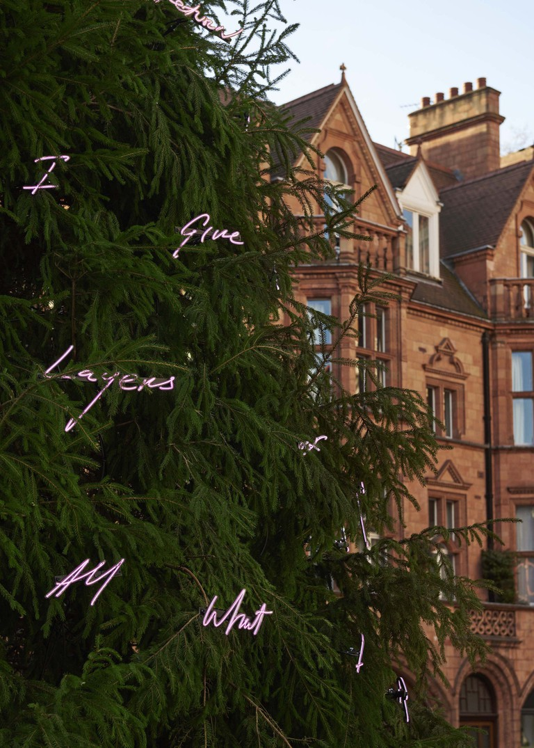 Tracey Emin Connaught Tree-2