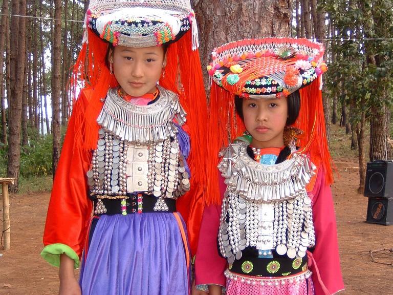 Hmong Girls   © KenFukunaga/Pixabay