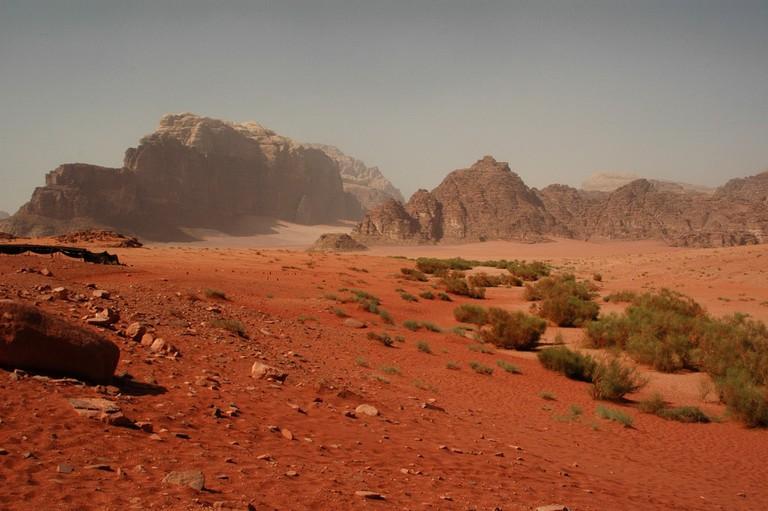 Wadi Rum | ©Maureen:flickr