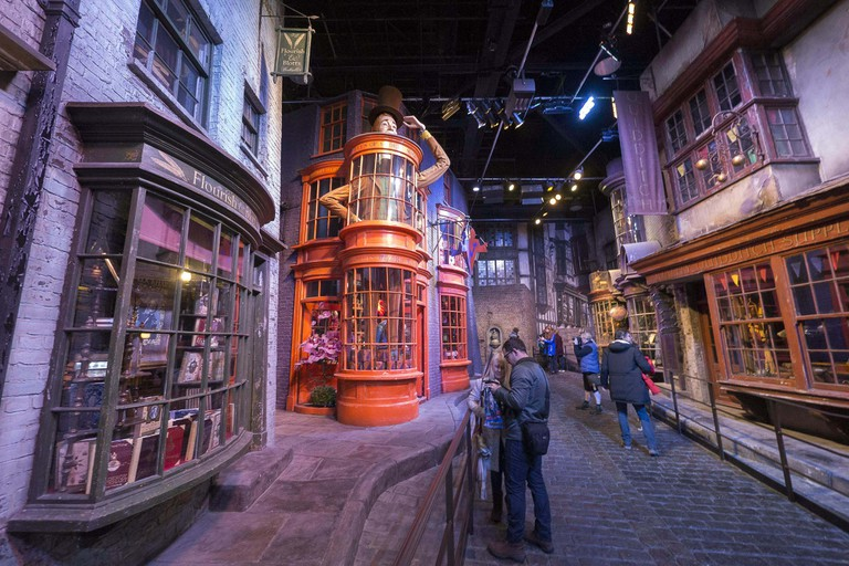 Warner Brothers Studios: Harry Potter | © Bryan Ledgard Flickr