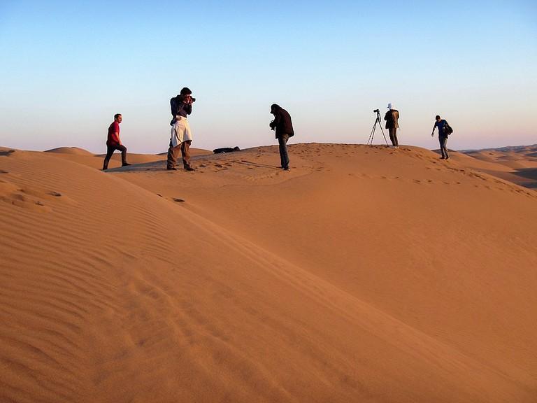 Maranjab Desert | © Mostafameraji / Wikimedia Commons
