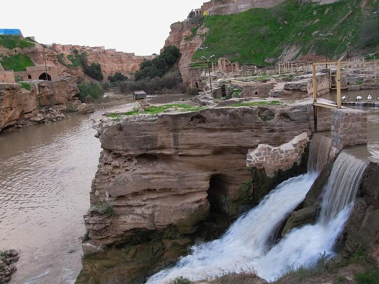 Watermills in Khuzestan | © Moh.mnazari / Wikimedia Commons