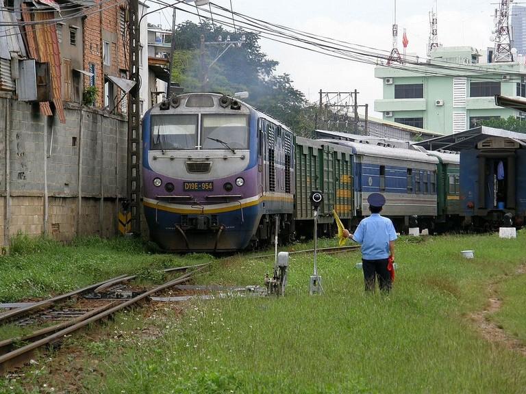 Vietnam Railways   © 兵庫胡志明倶楽部/WikiCommons