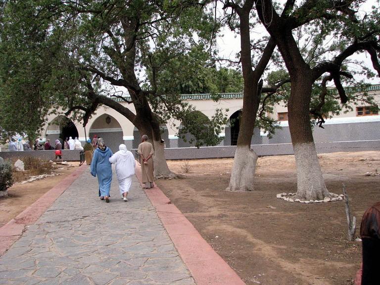 Oujda shrine