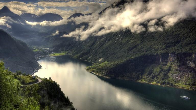Geirangerfjord | © Vicente Villamón/Flickr