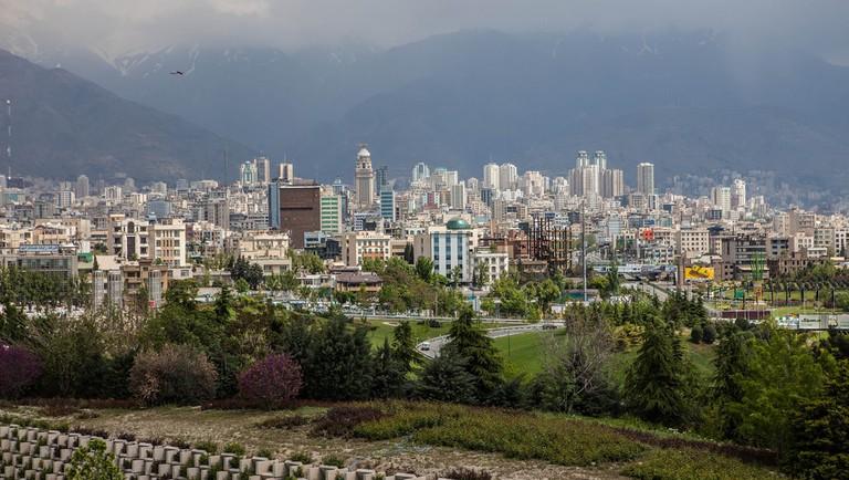 A view of northern Tehran | © Ninara / Flickr
