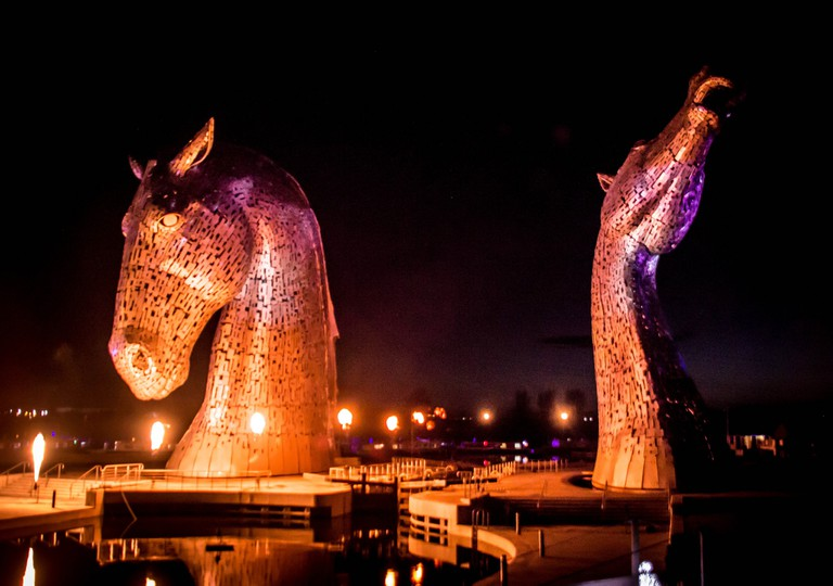 The Kelpies | © 4652 Paces / Flickr