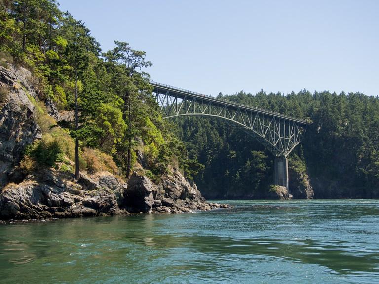 Deception Pass Bridge | © Karen Neoh / Flickr