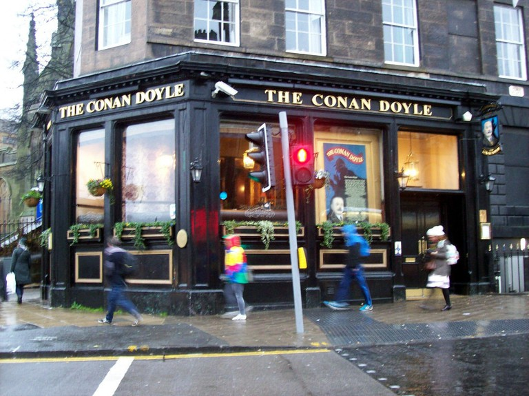 The Conan Doyle Pub © Freddie Phillips / Flickr