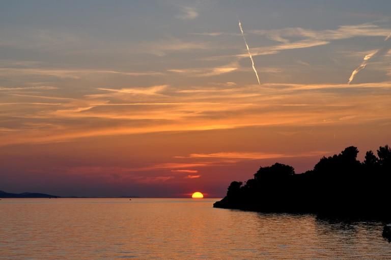 Zadar sunset | © Leonardo Shinagawa/Flickr