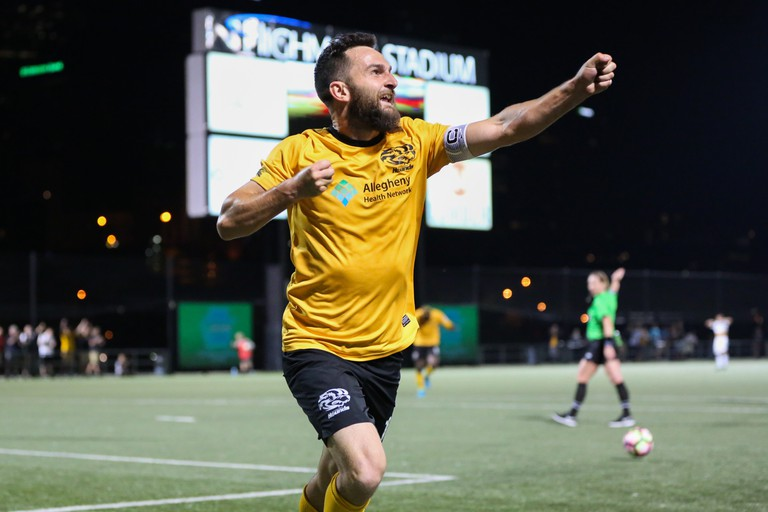 Professional Soccer in Pittsburgh | Courtesy of Pittsburgh Riverhounds
