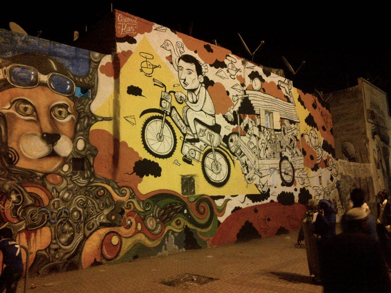 Art in Casablanca