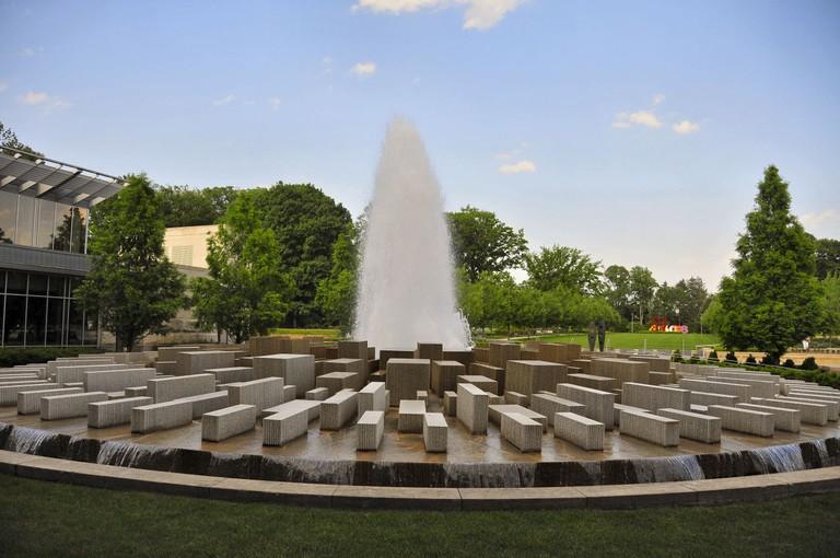 Indianapolis IMA Gardens | © Serge Melki/Flickr