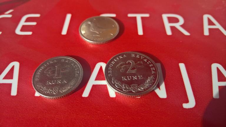 Croatian money   © Helen Penjam/Flickr