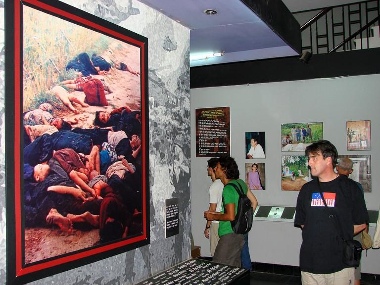 Images showing the horrors of the Vietnam War | © Adam Jones/Flickr