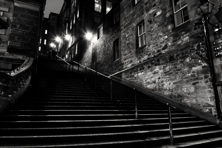 Dark Edinburgh | © Magnus Hagdorn / Flickr
