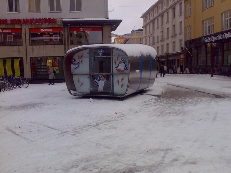 Rotuaari, Oulu