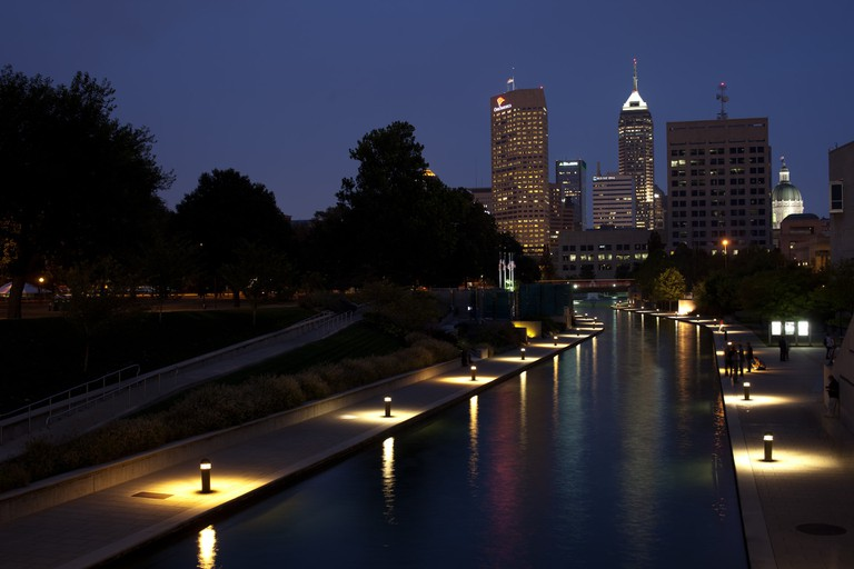 Downtown Indianapolis, IN   © Jimmy Baikovicius/Flickr