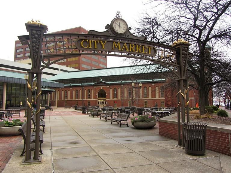 Indianapolis City Market, IN   © Richie Diesterheft/Flickr