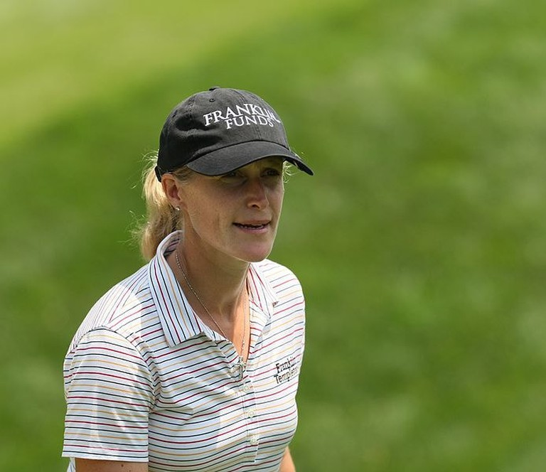 2009 LPGA Championship, Janice Moodie | By Keith Allison, Creative Commons, via WikiCommons