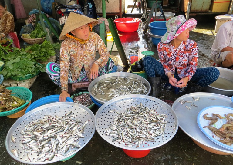 Fish for sale | © Lynda/Flickr