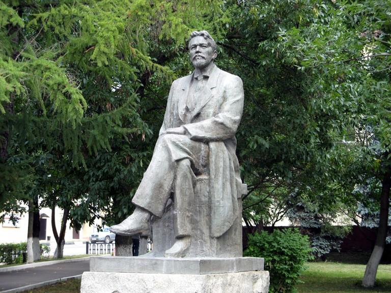 Chekhov memorial