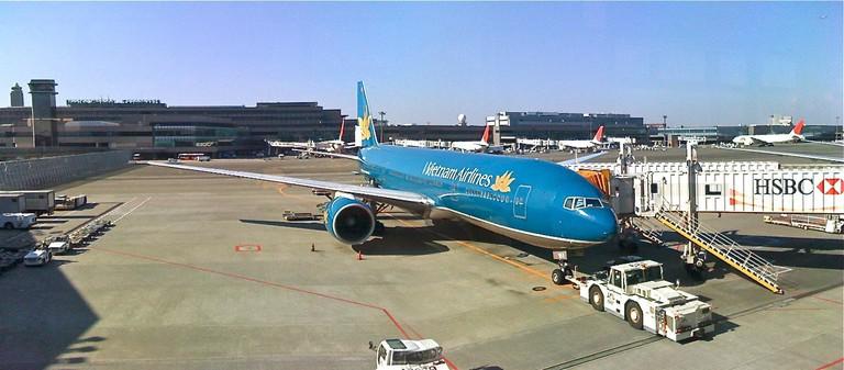 Vietnam Airlines   © Taiyo FUJII/Flickr