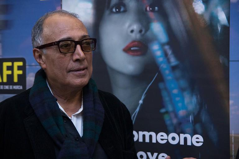 Abbas Kiarostami | © Pedro J Pacheco / Wikimedia Commons