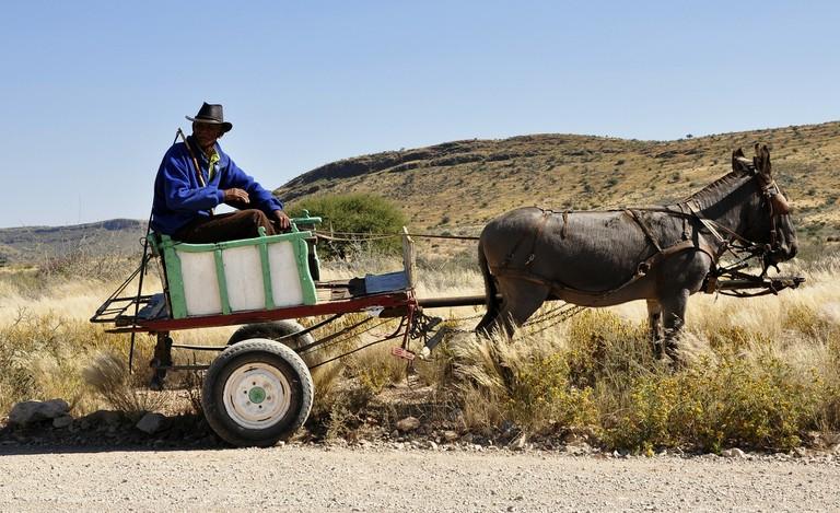 rural Namibia