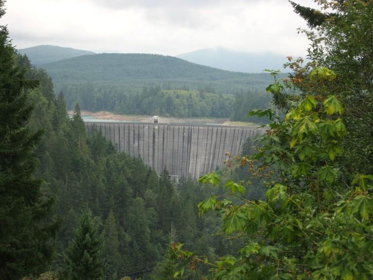Alder Dam | © Ken Lund / Flickr