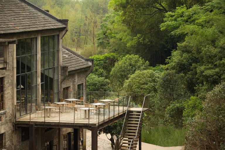 Alila Yangshuo - F_B -Sugar House Restaurant - Outdoor