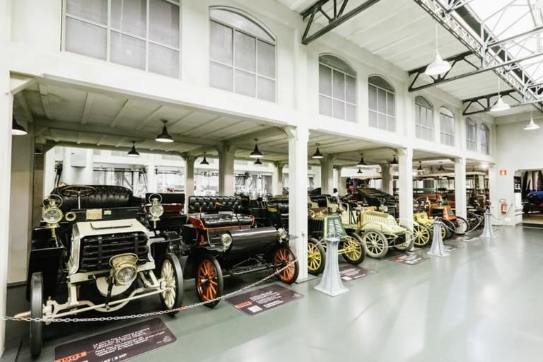 Museo Nazionale del Automobile | Courtesy Museo Nazionale del Automobile