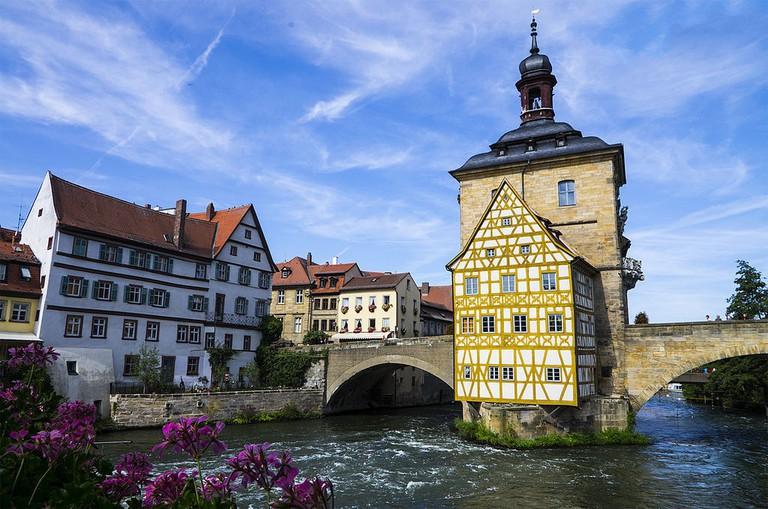 Bamberg Town Hall Tamcgath WikiCommons
