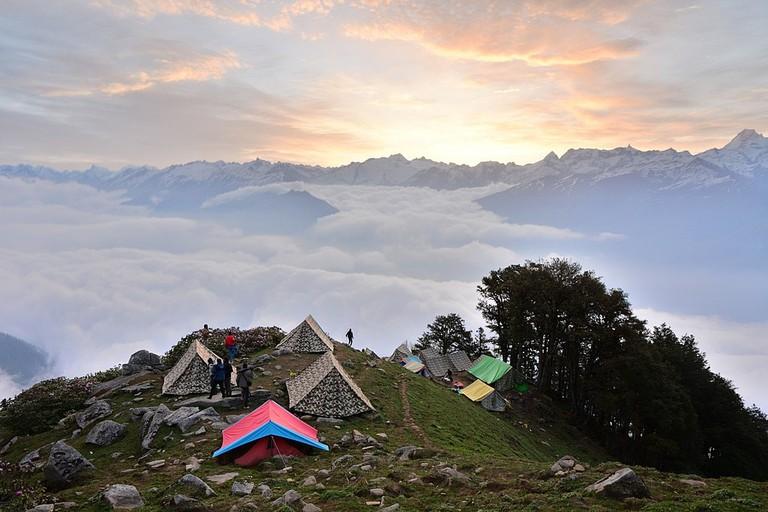 Camping Kothi