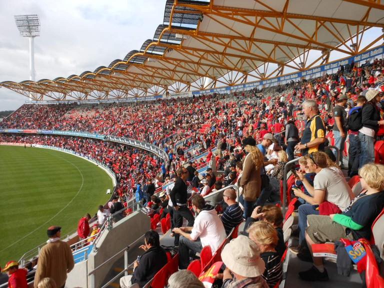 Carrara Stadium | © Michael Coghlan/Flickr