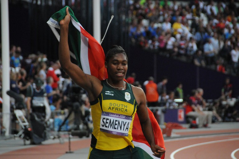 Caster Semenya | © Citizen59/Flickr