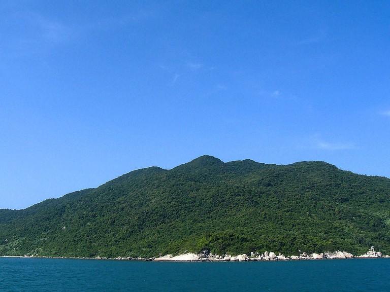 Cham Island off of Danang