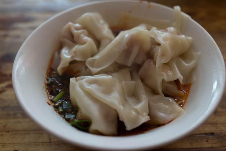 Chengdu dishes