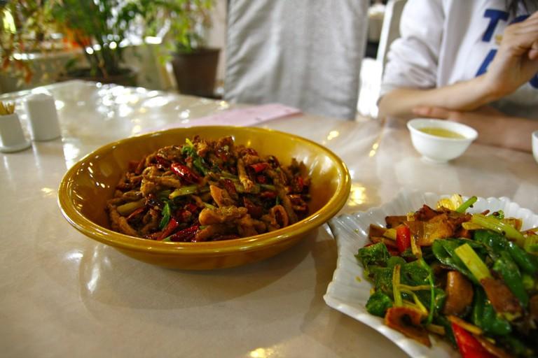 Chengdu food 1
