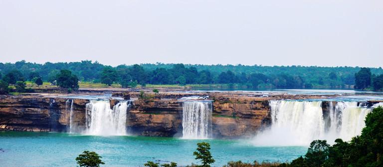 Chitrakote Waterfalls
